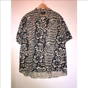 Polo Ralph Lauren Men's XXL Linen Blend Shirt